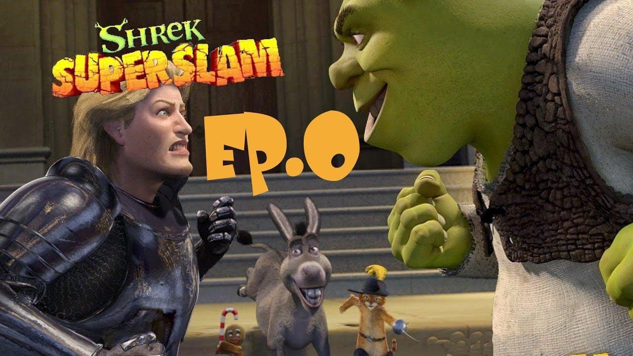 Shrek Superslam Ep0 Non Ci Giocavo Da Tanto Tempo Youtube