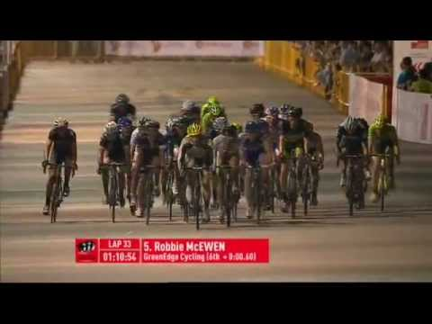 Cycle Singapore 2012 Professional Criterium Live