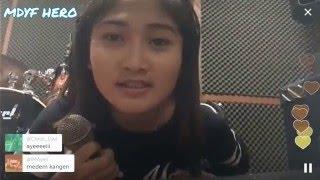 Video Reza lawang sewu Live -  intip lagi olah vocal  @Periscop Part 1 download MP3, 3GP, MP4, WEBM, AVI, FLV Desember 2017