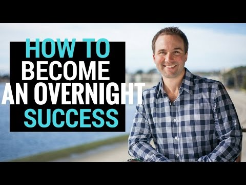 How to become an OVERNIGHT SUCCESS ft John Lee Dumas