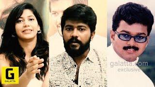 Thalapathy Director has Chosen US -  Rajan Tejeshwar and Tarushi | Seyal Interview