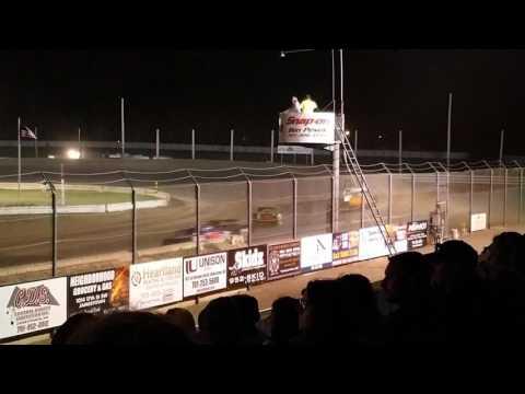 Jamestown Speedway, Wissota Street Stock Feature - 5/6/17
