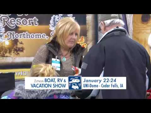 2016 Iowa Boat, RV and Vacation Show