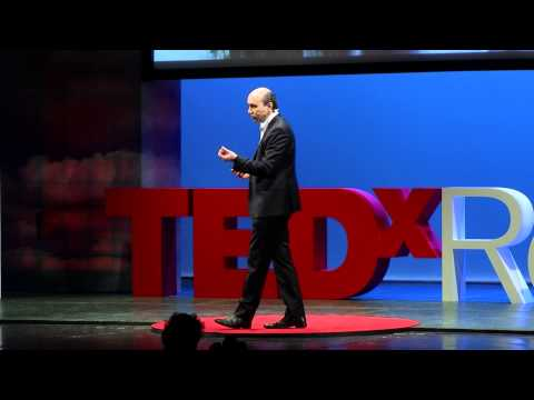 Creative thinking - how to get out of the box and generate ideas: Giovanni Corazza at TEDxRoma