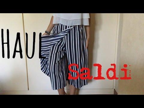 Haul SALDI Estate 2016 | Zara, Firmoo,...