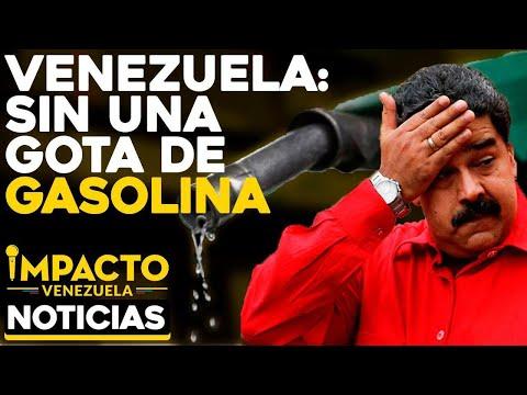 Venezuela: Sin una gota de gasolina | 🔴 NOTICIAS VENEZUELA HOY septiembre 11 2020