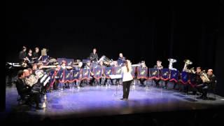 Murska Percussion Ensemble & Brass Band Slovenija 29.12.2015. VI