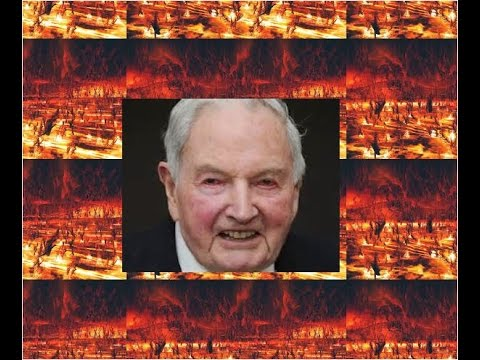 Welcome to Hell Rockefeller Your Money Didn't Save You!