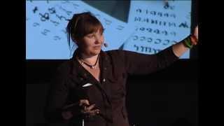 Ми настільки вільні, скільки часу в нас є: Ганка Третяк at TEDxKyiv