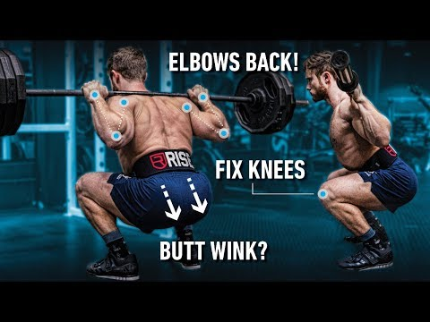 How you can Squat Correctly – One Step-By-Step Guide