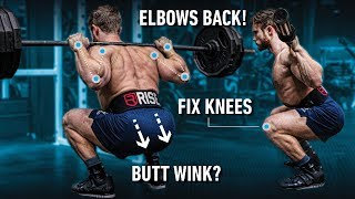 How To Get A Huge Squat With Perfect Technique (Fix Mistakes)