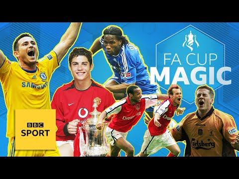 All the finals from the 2000s | FA Cup Magic