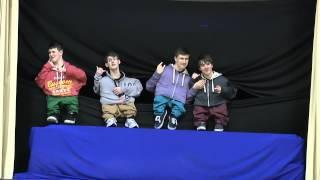 Repeat youtube video Funny Midget Dance - Raffrey BB Display