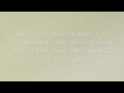 Buildings- Regina Spektor (Lyric Video)