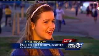 "Gracie Schram: Singing at ALCS was ""crazy cool"""