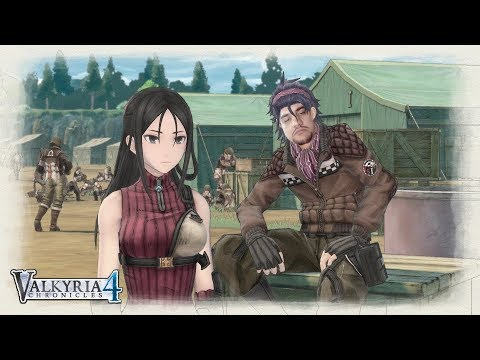[18+] Шон играет в Valkyria Chronicles 4 стрим 17 (Switch, 2018)