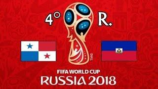 PANAMA v. HAITI - CONCACAF 2018 FIFA World Cup - GRUPO B