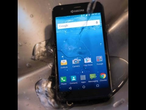 Kyocera Hydro Air Review (AT&T Go Phone)