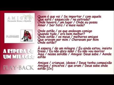 FERNANDA 2 BRUM EYSHILA AMIGAS PLAYBACK BAIXAR E CD