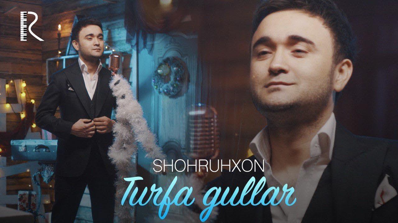 Shohruhxon - Turfa gullar | Шохруххон - Турфа гуллар (Yangi yil kechasi 2019)