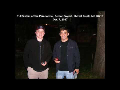 Guest investigators TJ Hobbs and his friend Jason have conversation about a vehicle with spirit.