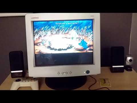 SBLIVE With MT32 Emulation - Monkey Island 2