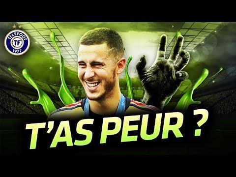 Hazard terrifié ! Fekir sauve lOL, Griezmann comme Beckham - La Quotidienne #376