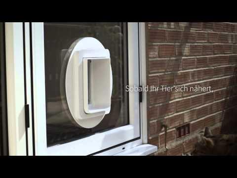 SureFlap Mikrochip Haustierklappen - TRIXIE Heimtierbedarf