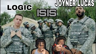 THEM BOYS PUT THIS TRACK IN A BODY BAG 🔥🔥Joyner Lucas ft. Logic - ISIS (ADHD) | FVO Reaction