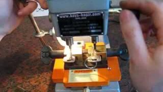 видео Производство ключей