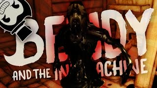 NEW EVIL INK MONSTERS!! - Bendy and The Ink Machine Chapter 2 (Game / Gameplay) Chapter 2 - Pt 1