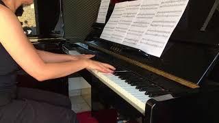 Potter Walz piano / Вальс Гарри Поттера фортепиано / Patrick Doyle