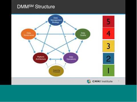 Data-Ed Online Webinar: Best Practices with the DMM