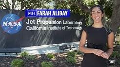 Meet Farah Alibay