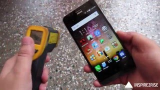 ASUS Zenfone Max 2016 Gaming review with heating test