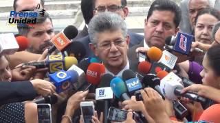 Sentencias del TSJ que pretenden deslegitimar actos de la AN violan la Carta Magna