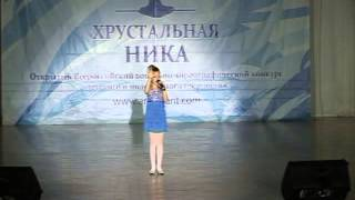 Гаджиева Ангелина 6 лет (ст. Должанская) песня