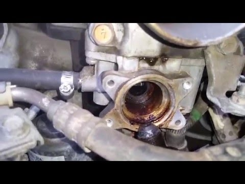 How to Fix Nissan Maxima Idle Problem
