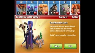 Shrink trap gameplay coc  one troop challenge against shrink trap  Fun with clash of clans