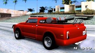 GTA San Andreas - Slamvan v2.0 EnRoMovies