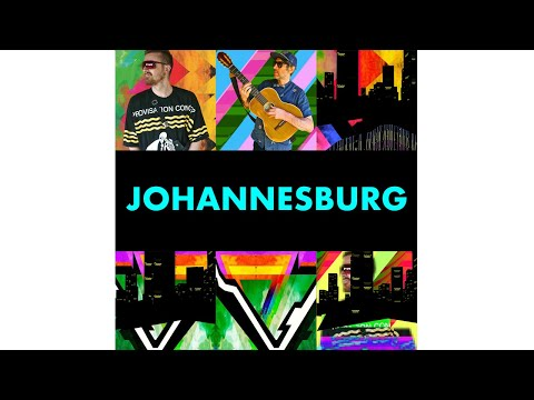 Africa Express - 'Johannesburg' ft. Gruff Rhys, Morena Leraba, Radio 123, Sibot