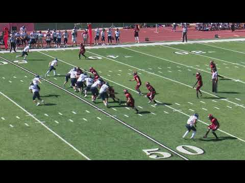 Football Highlights Vs. Mines