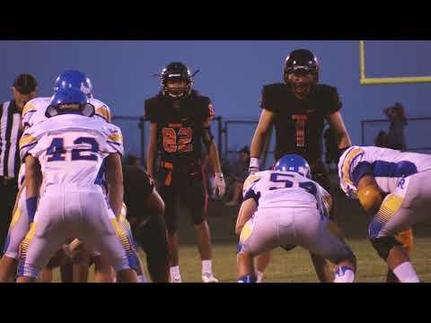 2017 - Apache vs. Ringling - Football Highlights