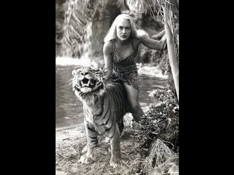 """CAPTIVE GIRL"" Johnny Weissmuller, Buster Crabbe, Anita Lhoest. 4-27-1950. (HD HQ 1080p)"