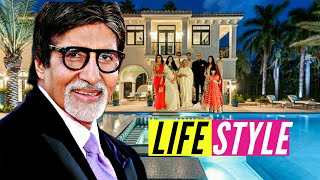 Amitabh Bachchan Height, Age, Wife, Family, Caste, Biography & More