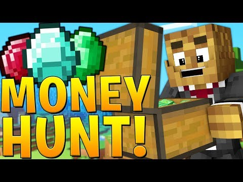 HOW TO BECOME THE RICHEST MINECRAFTER - DELTA LUCKY BLOCK MONEY HUNT