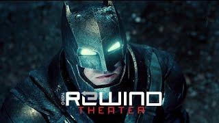 Batman v Superman Dawn of Justice - Rewind Theater