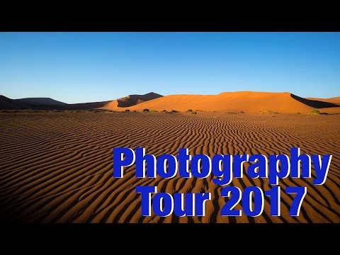 Namibia Photography Tour - May 2017