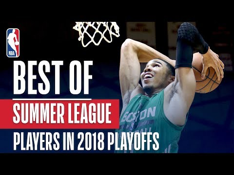 Best 2018 NBA Summer League Plays vs. From Plays In Playoffs