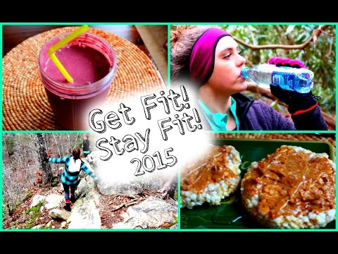 Get/Stay Fit in The Winter: Tips, Food, And MORE 2015